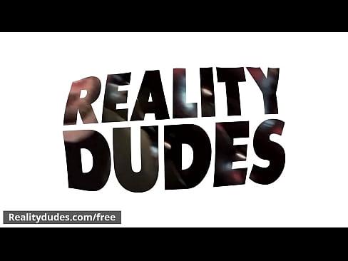(Brad Powers, Tripp Townsend) - Dudes In Public 18 - Bistro Terrace - Trailer preview - Reality Dudes