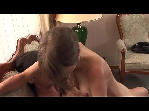 the girl at her first anal experience