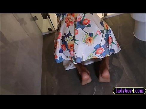 amateur long dress sex
