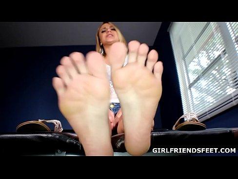 Solely Feminine Toes – Maria Jade