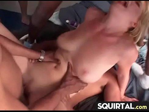 Female ejaculation homemade