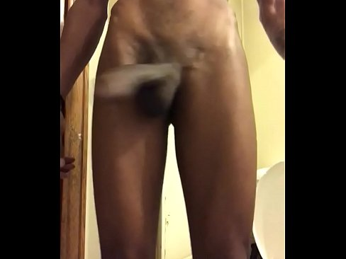 Big swinging dick video