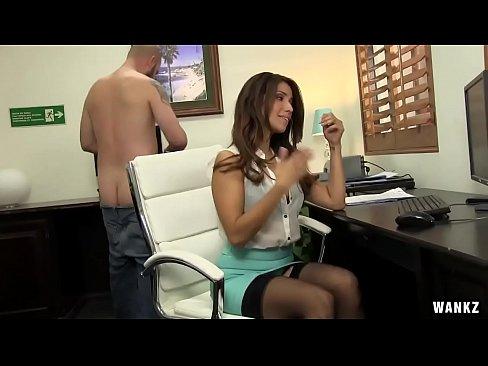 cover video latina isabella  desantos office fuck e fuck e fuck e fuck