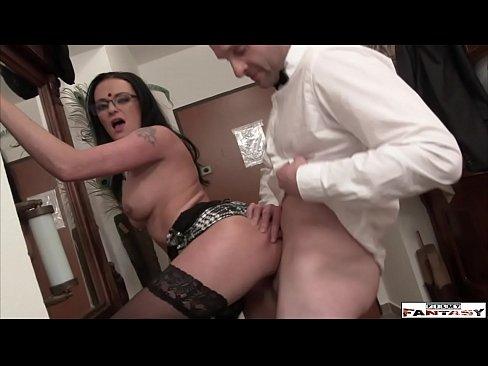 Tawny roberts anal gif video