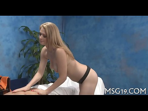 Cheerful endings massage clips