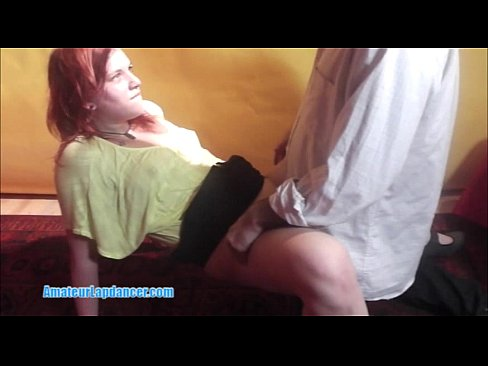 nude lapdance ginger