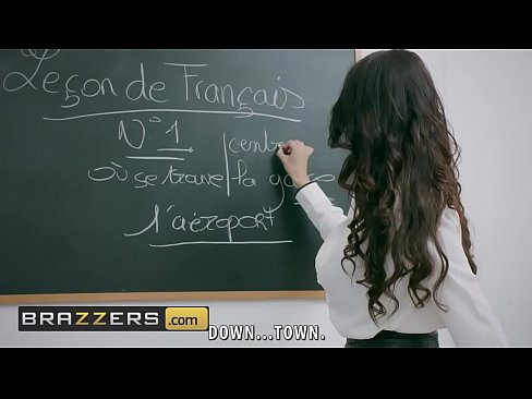 Big Tits at School – (Anissa Kate, Marc Rose) – Romance Language – Brazzers