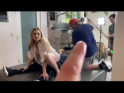 Typical Day on a porn set