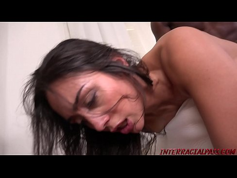 Sex Addict Lilly Hall Goes For Big Black Cock