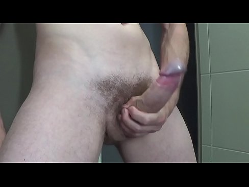 Solo Beating Off On The Cum