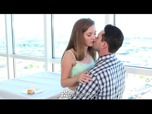 Passion-HD – Marissa Mae does her best slow and wet blowjob on her man