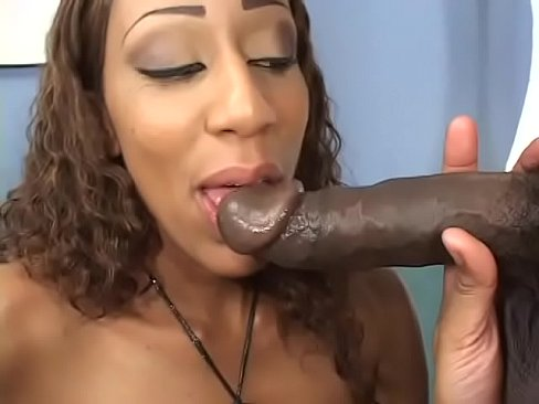 Sexy Ebony Teen Takes Bbc