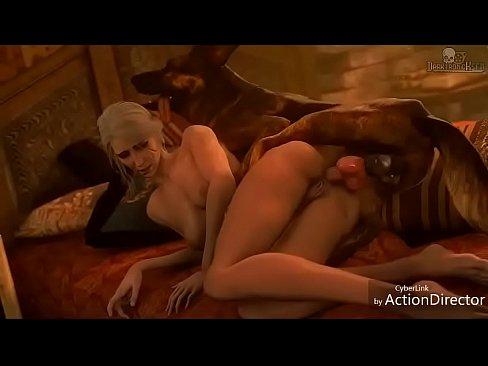 witcher ciri porn