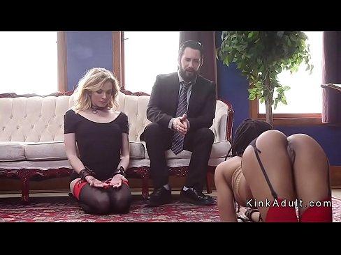 Slave threesome