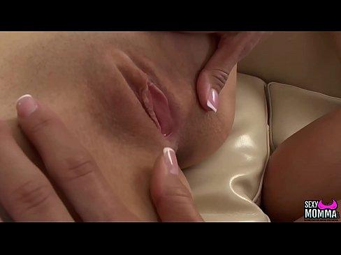 Blondes satin panty sex
