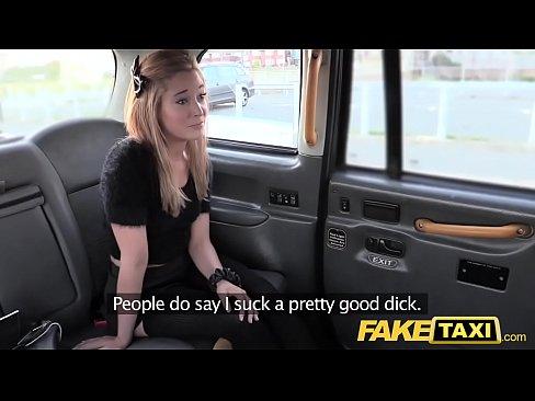 Fake Taxi Petite Blonde