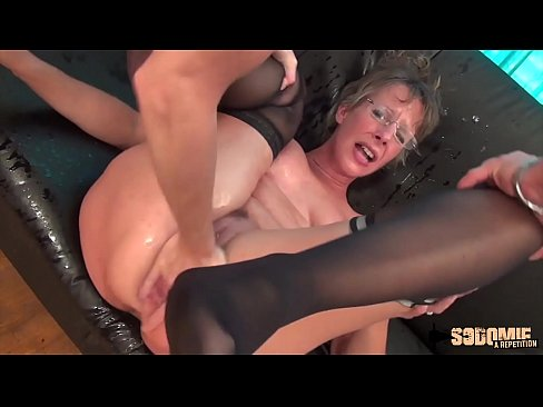 Grannies squirt nude anal