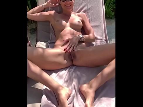 German milf naked