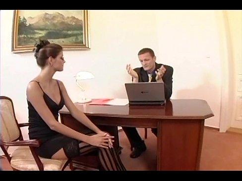 Thigh massage sex