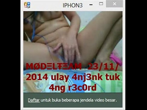 ➤camfrog indonesia IPHON3 Part 3