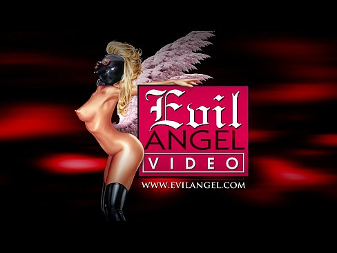 Nonton video bokep EvilAngel Shyla Stylz DP by HUGE BLACK COCKS!