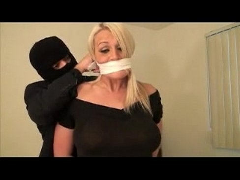 Xhamster pantyhose gagged and bound