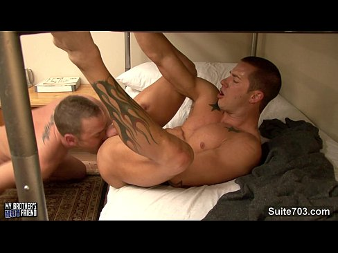 Sporty Gays Ass Banging