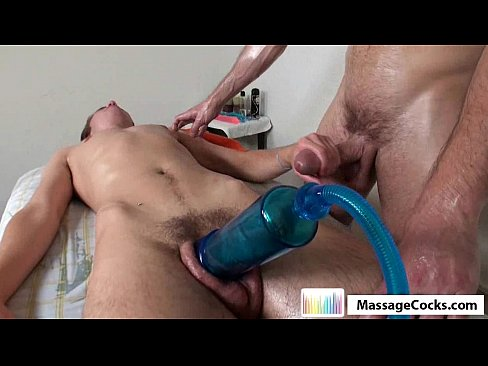 Massagecocks Oily Cock