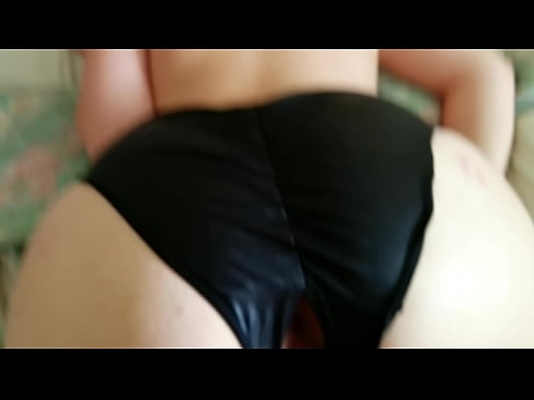 on panties Fuck booty