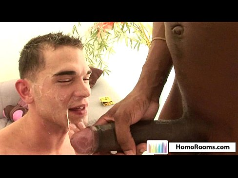 Homorooms Monster Cock Drilling