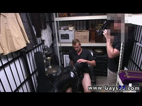 Leather gay blowjob img