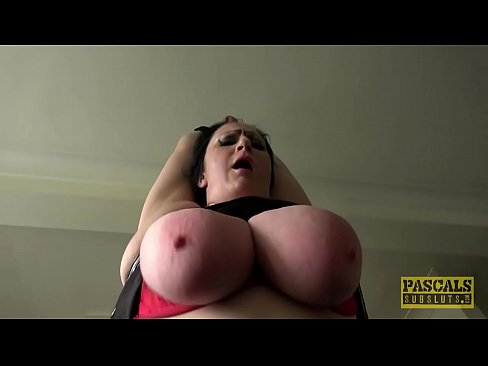 bbw curvy gal face fucked and dominated by fat cock
