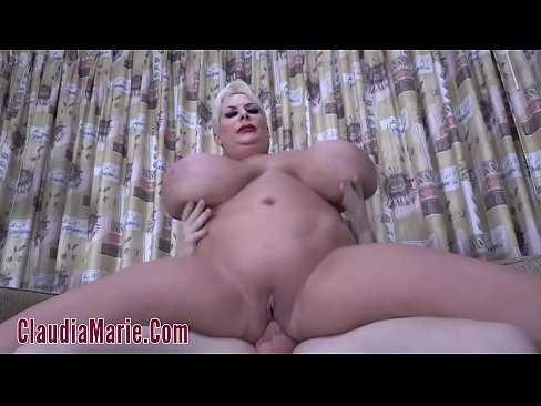 Claudia Marie Fucked In Her Fat Ass