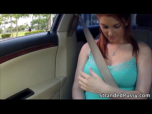 Huge titted redhead videos