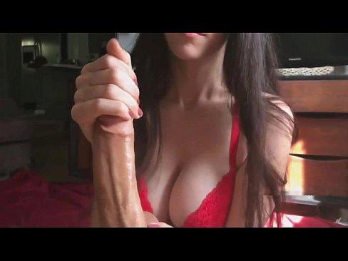 Brunette Long Hair Big Tits