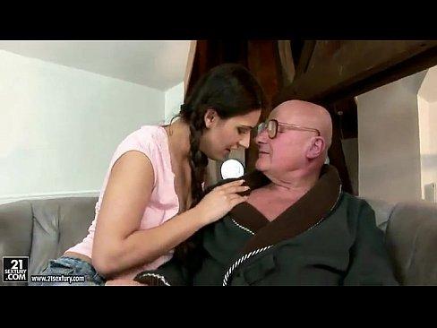 Japanese Old Man Car Sex Vol