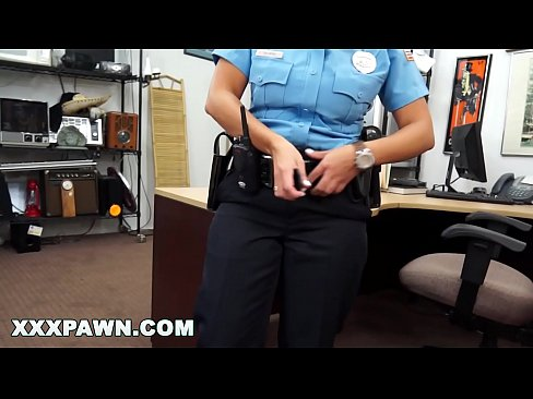 XXX PAWN - Juicy Latin Police Officer No Speaky English, Desperate For Money!'s Thumb
