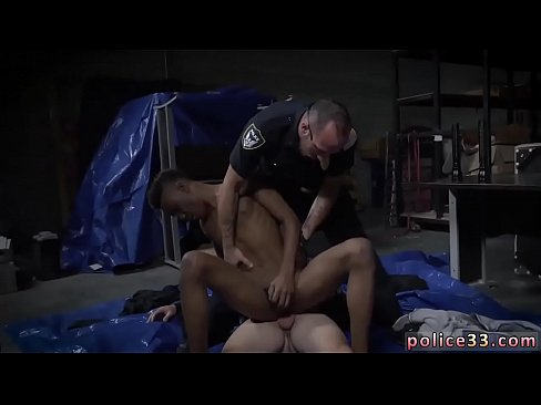 Gay sex old fuck boy Breaking and Entering Leads to a Hard Arrest