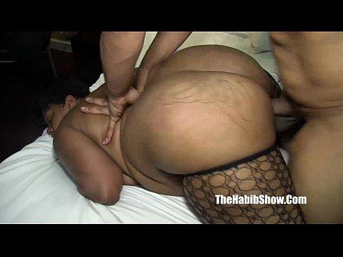 Thick Black Bbw Threesome