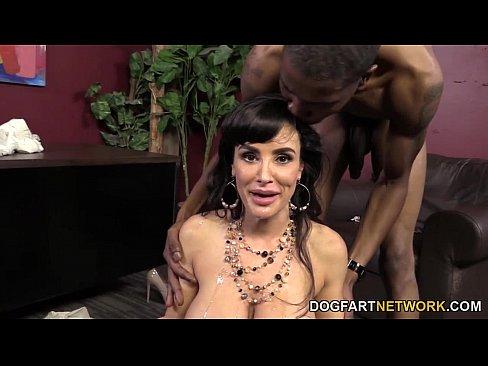 Ann gangbang Lisa black cock