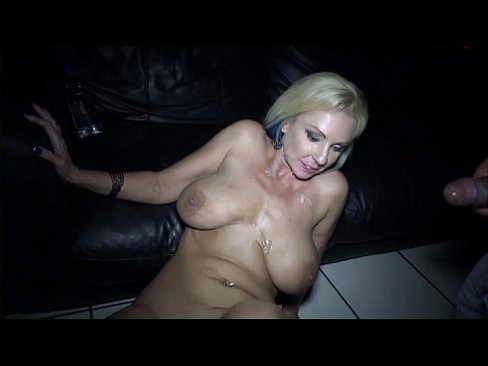Cum in my mom nude