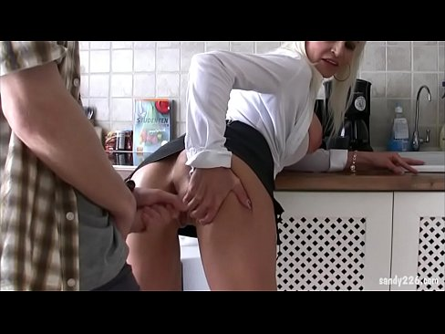 hot german milf sandy226 - young cocks first time ..