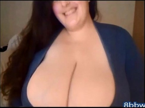 Mature bbw breasts