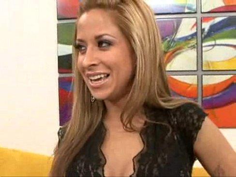 Latina nice tits