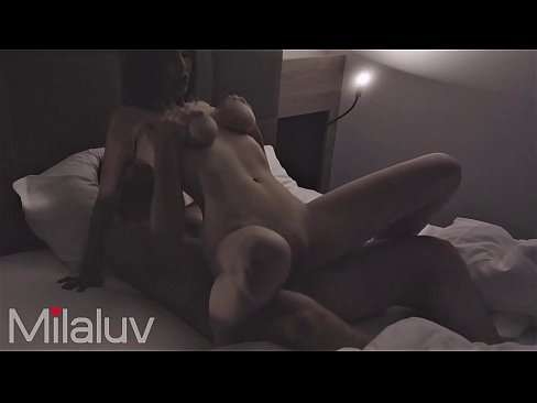 Busty Amateur MILF gets Fucked Hard and Passionate - Milaluv