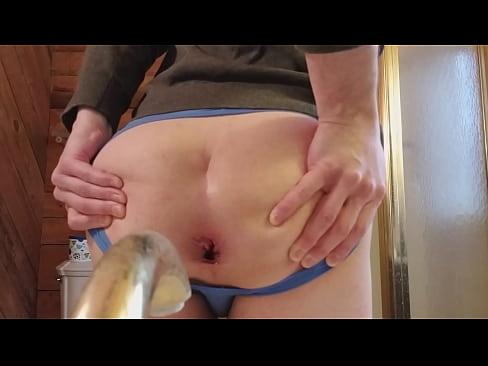Naked girl with camo