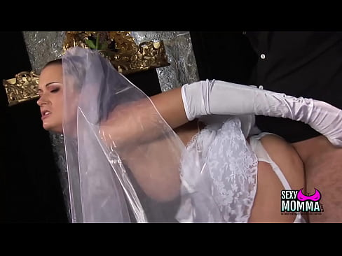 cover video Horny Bride Get s A Hard Fuck