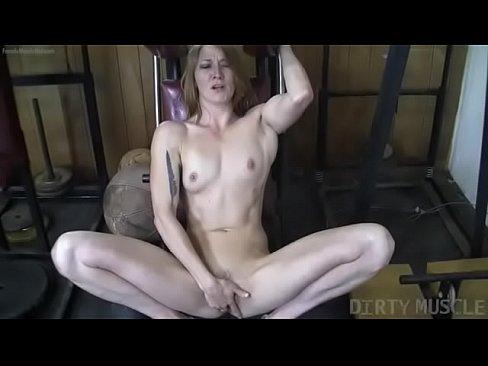 Oily white ass porn