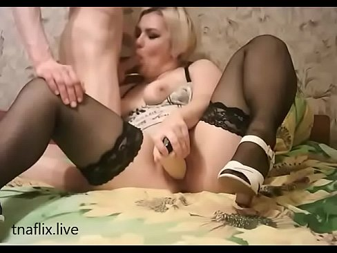 Blonde Milf Sucking Small Cock Playing With Dildo Visit Tnaflix Live Xvideos Com