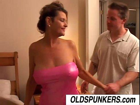 Big tits stripper masturbates